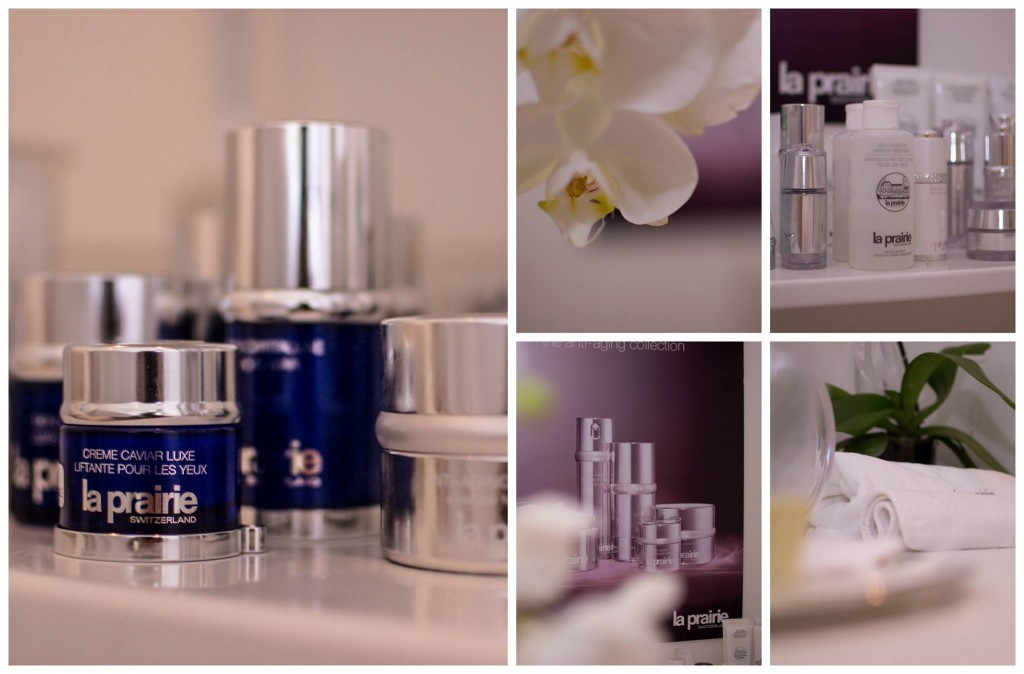 BEAUTY DIARIES BY BEAUTY LINE - LA PRAIRE DAY
