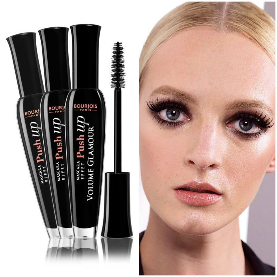 BEAUTY DIARIES BY BEAUTY LINE - Bourjois Mascara Push