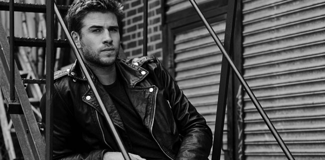 BEAUTY DIARIES BY BEAUTY LINE - LIAM HEMSWORTH DIESEL
