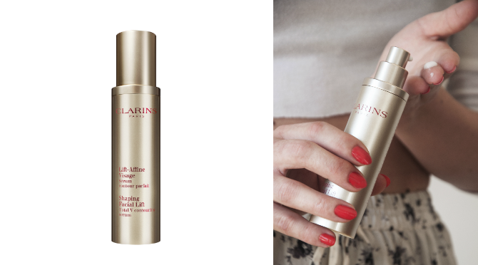 Beauty Diaries by Beauty Line - Clarins Facial Lift Contouring Serum