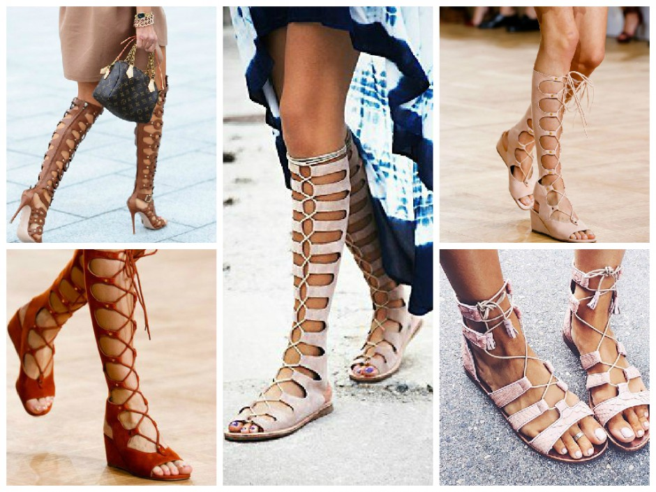 BEAUTY DIARIES BY BEAUTY LINE - BEAUTY DIARIES BY BEAUTY LINE - GLADIATORS: THE SANDALS OF THE SUMMER