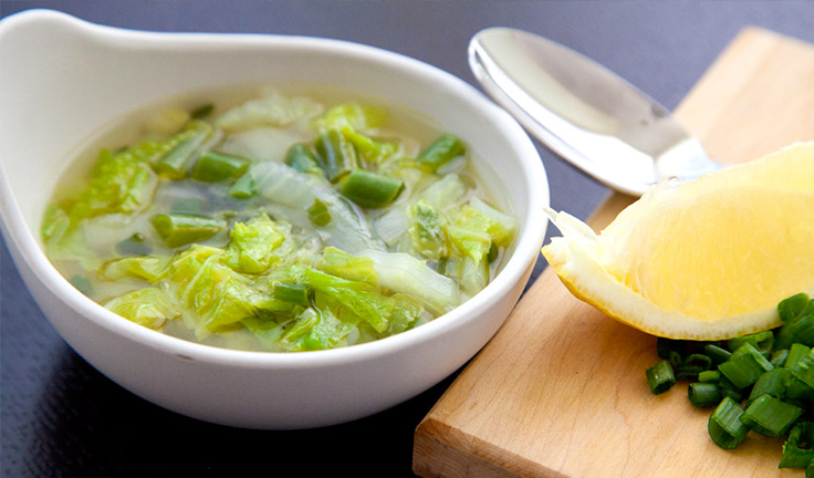 BEAUTY DIARIES BY BEAUTY LINE -SOUPS: THE NEW TREND IN WEIGHT LOSS