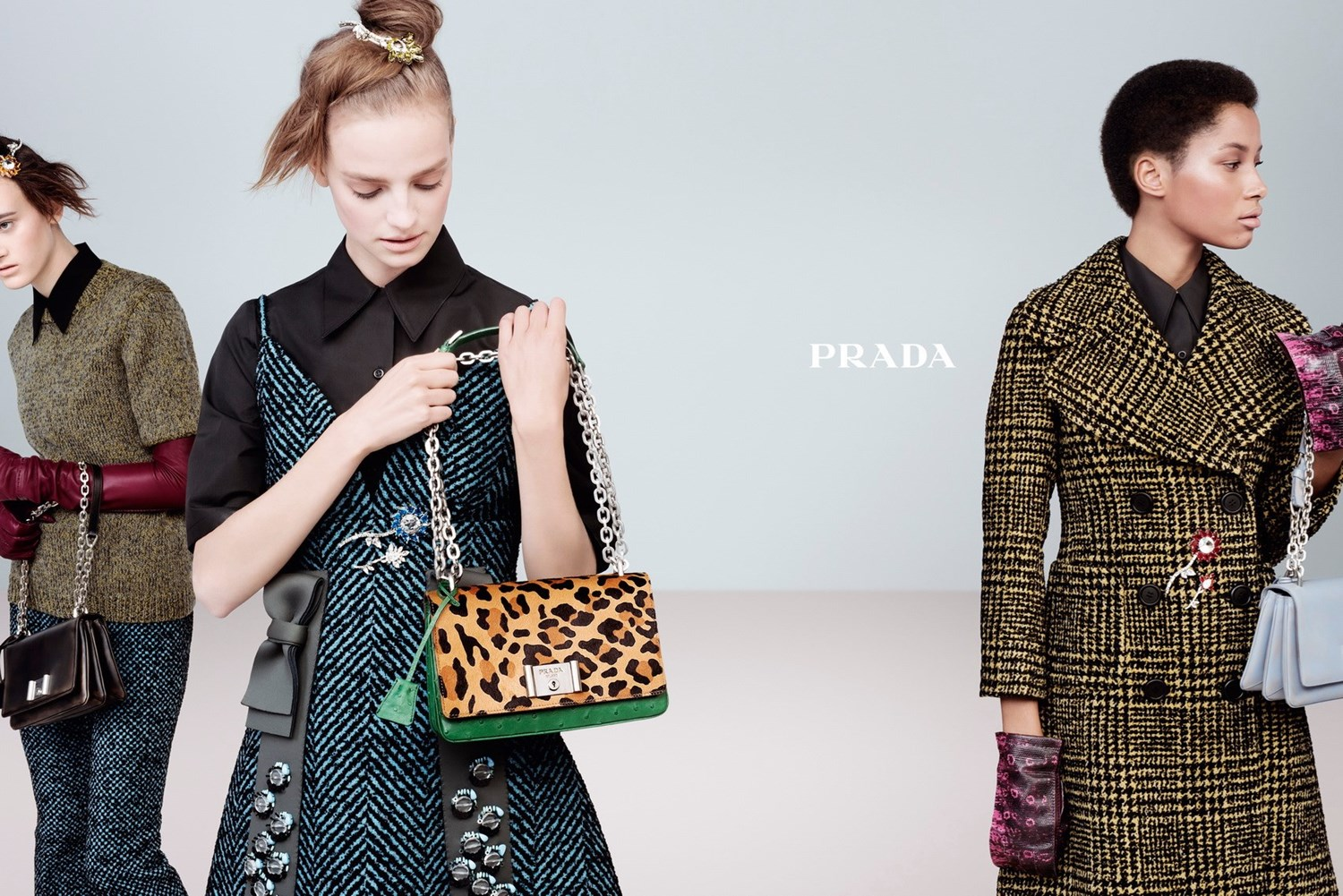 BEAUTY DIARIES BY BEAUTY LINE - PRADA'S FALL '15 COLLECTION IS VERY SWEET