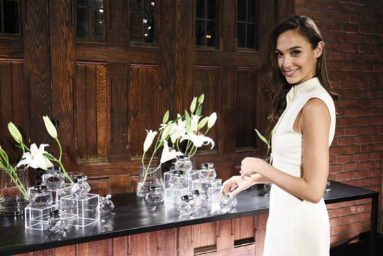 BEAUTY DIARIES BY BEAUTY LINE - GAL GADOT GUCCI BAMBOO