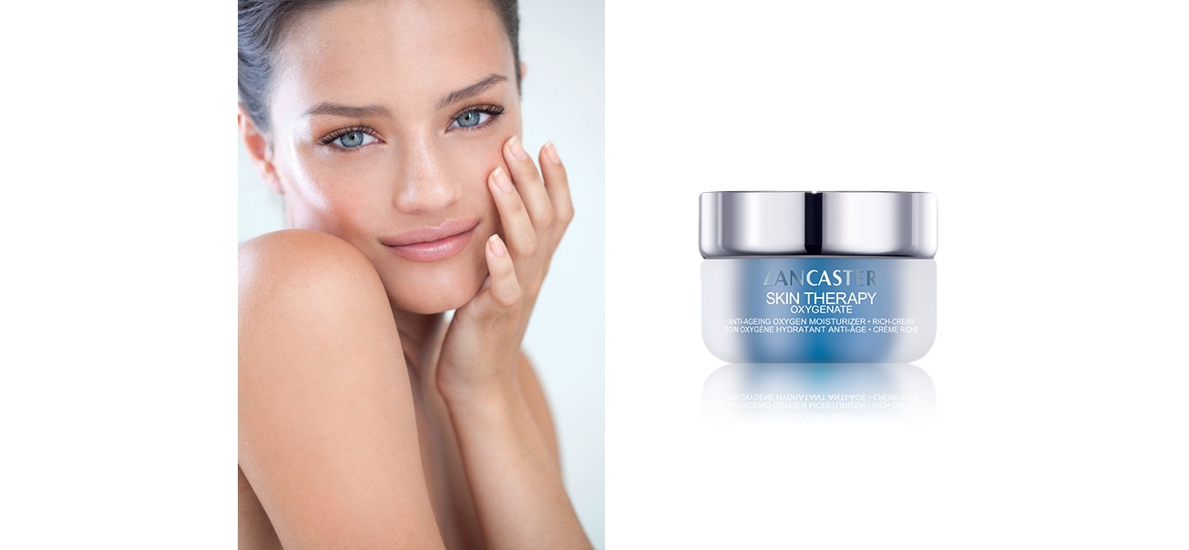 BEAUTY DIARIES BY BEAUTY LINE - LANCASTER ATI-AGEINH OXYGEN RICH=CREAM