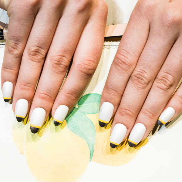 BEAUTY DIARIES BY BEAUTY LINE -FRENCH MANICURE SUMMER EDITION