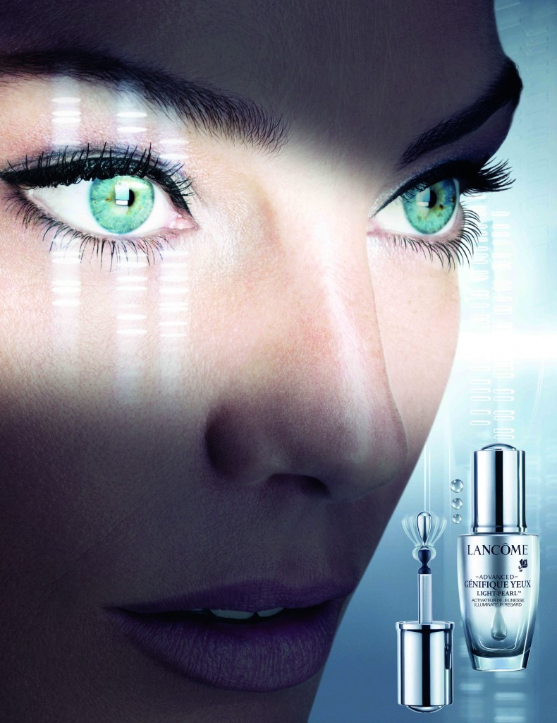 Beauty Diares by Beauty Line - Daria Werbowy for Lancome