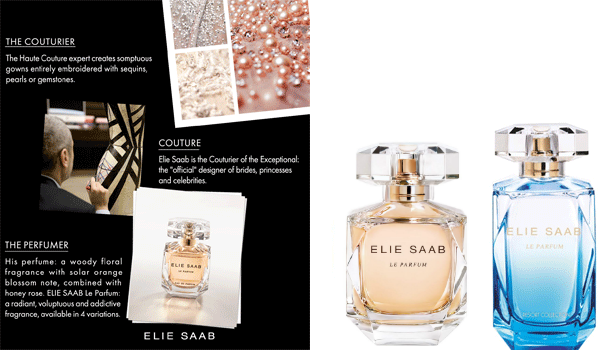 BEAUTY DIAIRES BY BEAUTY LINE - YOUR INITIALS ON YOUR PERFUME