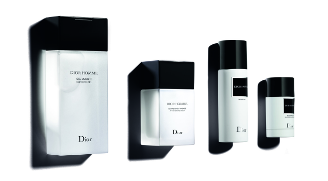 Beauty Diaries by Beauty Line - Dior Homme Bath line