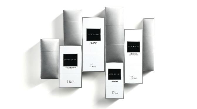 Beauty Diaries by Beauty Line - Dior Homme Bathline