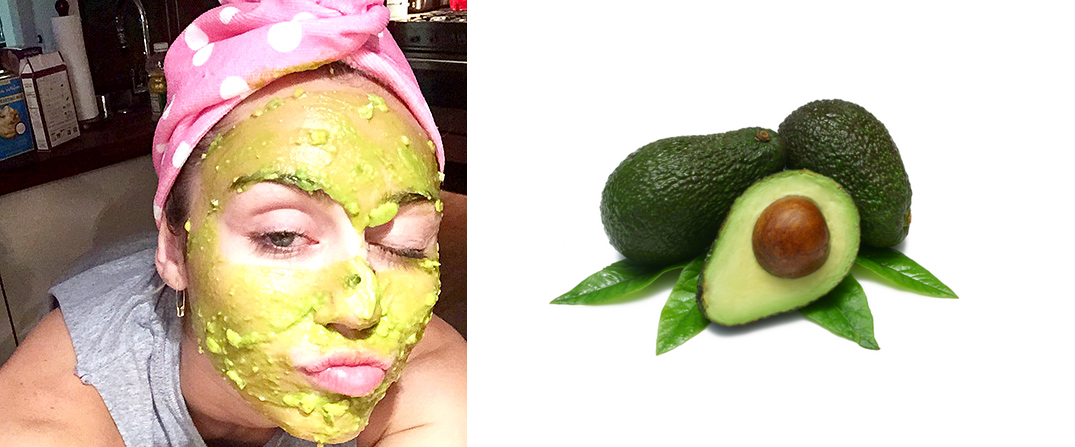 Beauty Diaries by Beauty Line - Avocado mask