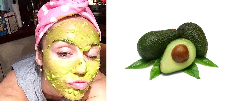 Beauty Diaries by Beauty Line - Avocado mask