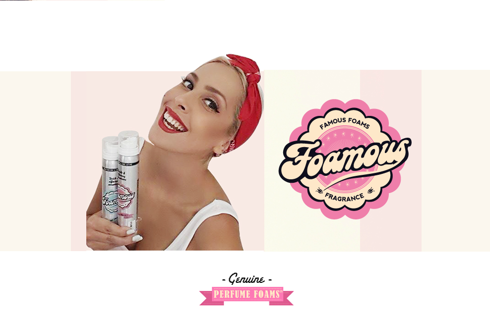 Beauty Diaries by Beauty Line - Foamous Love