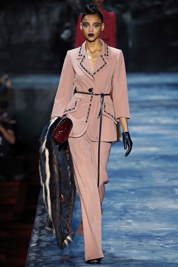 BEAUTY DIARIES BY BEAUTY LINE -TREND ALERT: THE SUITS ARE BACK