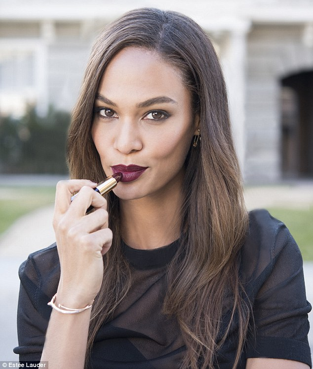 Beauty Diaries by Beauty Line - Joan Smalls Estee Lauder