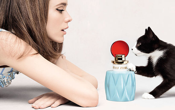 Beauty Diaries by Beauty Line - stacy martin for miu miu