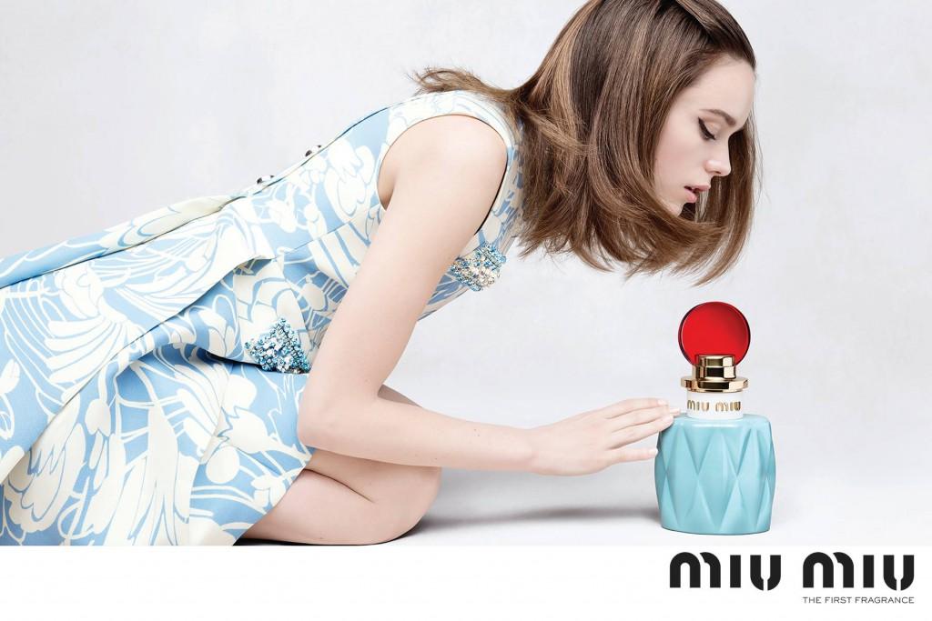 Beauty Diaries by Beauty Line - stacy martin for miu miu