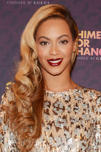 BEYONCE - CHIME FOR CHANGE: THE SOUND OF CHANGE LIVE CONCERT, 2013