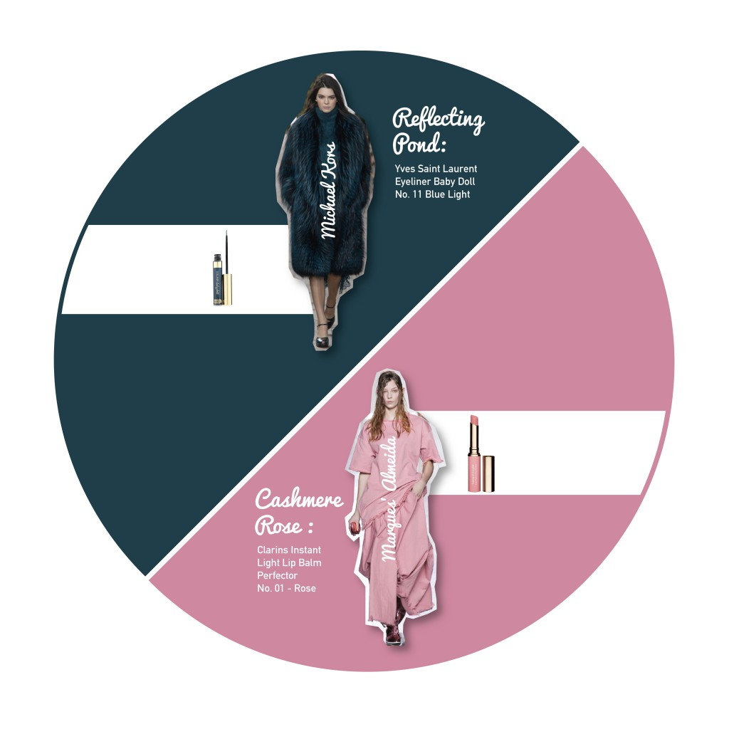 Beauty Diaries for Beauty Line_Colours of the new season Pantone