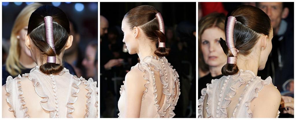 Beauty Diaries by Beauty Line - Rooney Mara hair