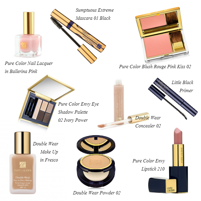 Beauty Diaries by Beauty Line - Eleni Menegaki Estee Lauder Breast Cancer Awareness