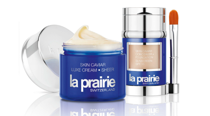 Beauty Diaries by Beauty Line - New from La Prairie
