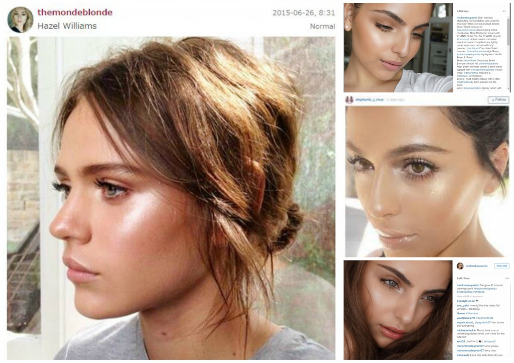 Beauty Diaries by Beauty Line - Highlighting make up