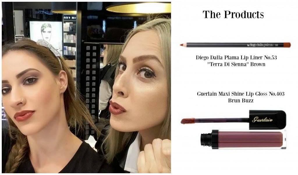 Beauty Diaries by Beauty Line - Brown lips