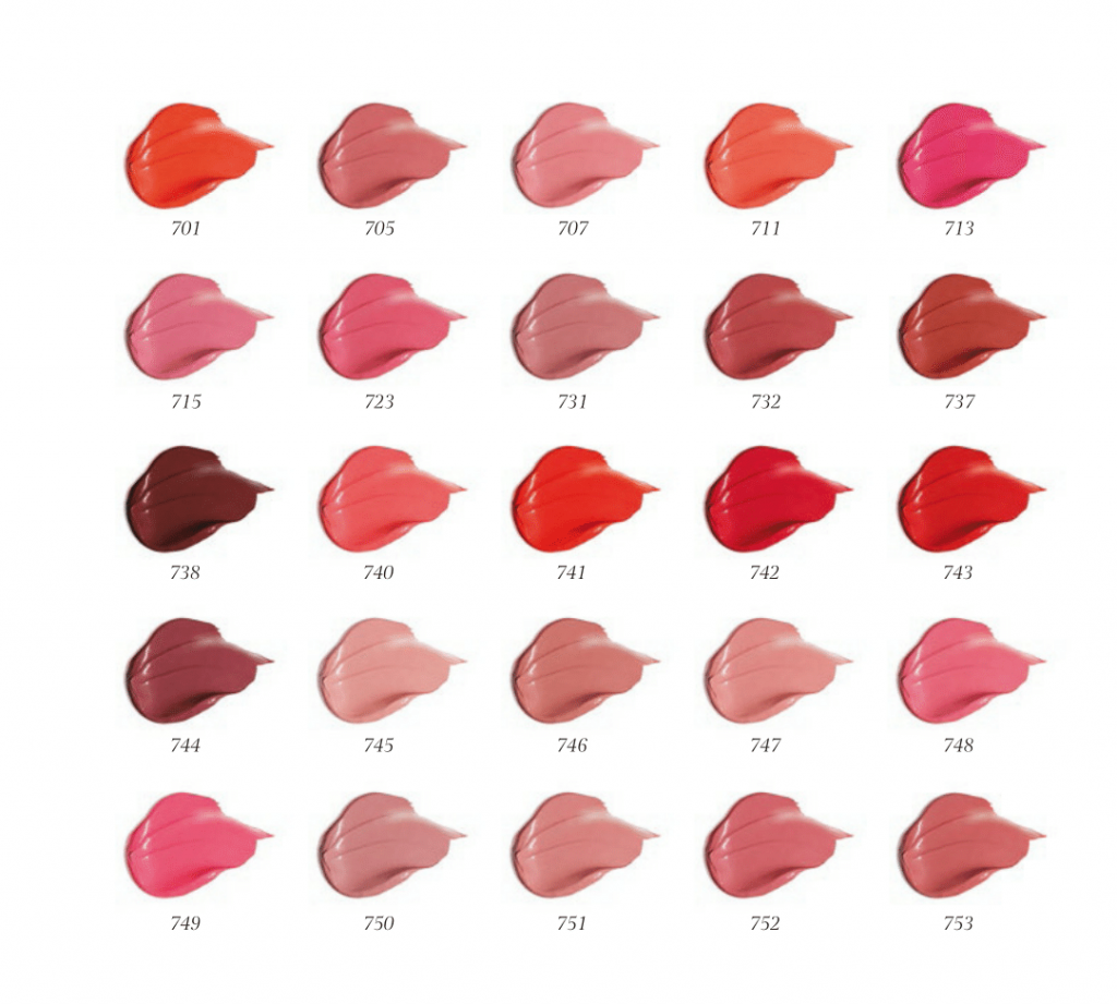Beauty Diaries by Beauty Line - Clarins Jolie Rouge