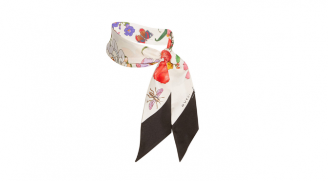 Beauty Diaries by Beauty Line - Floral-print scarf