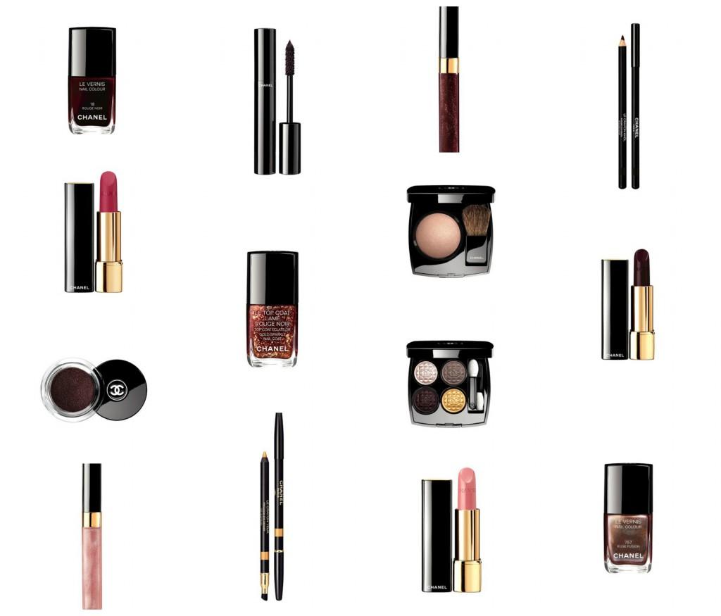 Beauty Diaries by Beauty Line - Chanel Rouge Noir celebration