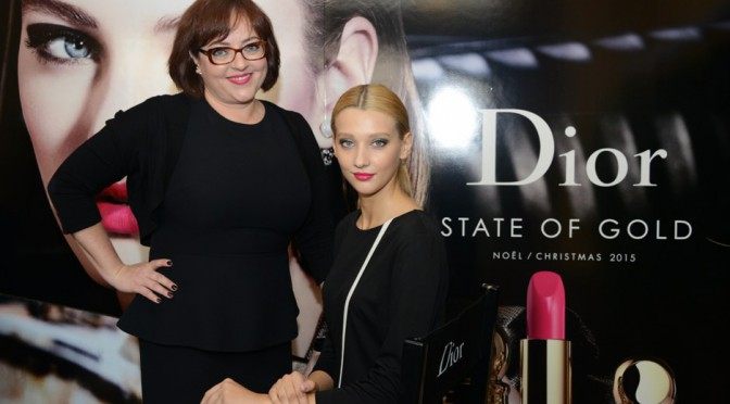 Beauty Diaries by Beauty LIne - Dior State of Gold