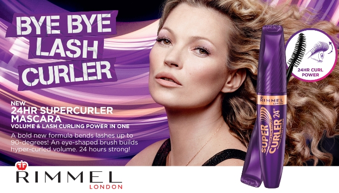 Beauty Diaries by Beauty Line - Rimmel SUPERCURLER MASCARA