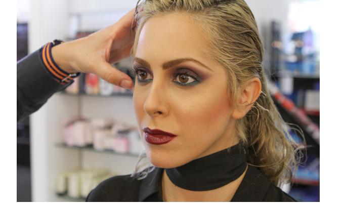 Beauty Diaries by Beauty Line - Beauty Line A/W 2015-16 Look