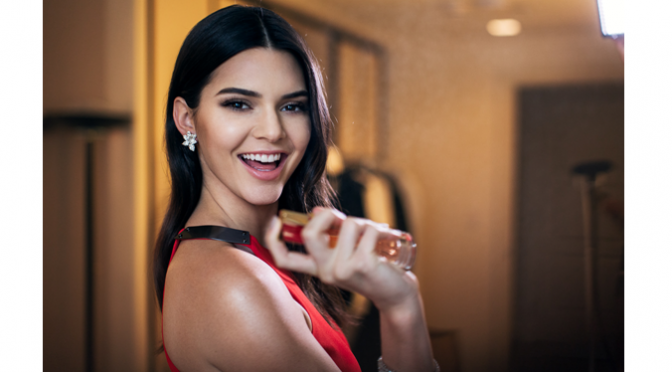 Beauty Diaries by Beauty Line - Kendal Jenner Favourite Estee Lauder products