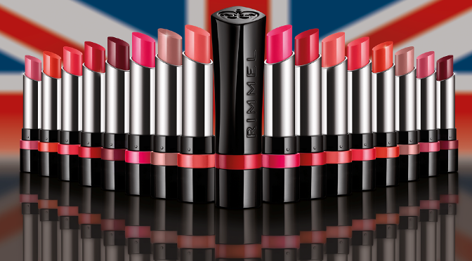 Beauty Diaries by Beauty Line - Rimmel the Only One Lipstick