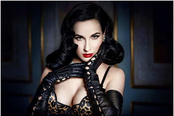 Beauty Diaries by Beauty Line_Dita Von Teese