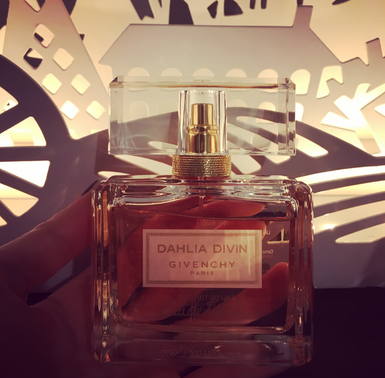 Beauty Diaries by Beauty Line - Dahlia Divin by Givenchy