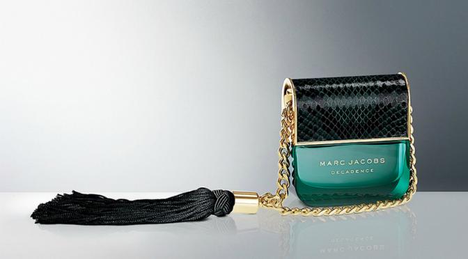 Beauty Diaries by Beauty Line - Marc Jacobs Decadence
