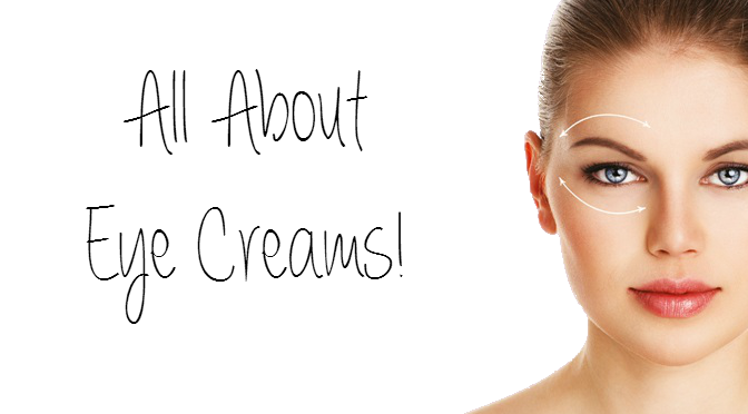 Beauty Diaries by Beauty Line - All About Eye Creams