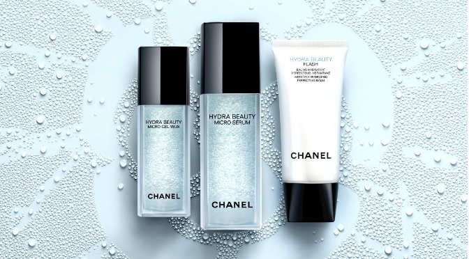 Beauty Diaries by Beauty Line - Chanel Hydra Beauty