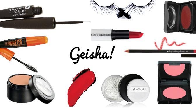 Beauty Diaries by Beauty Line - Geisha