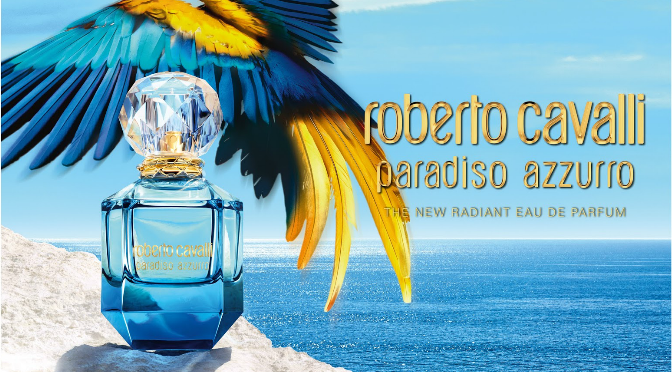 Beauty Diaries by Beauty Line - Roberto Cavalli Paradiso Azzurro