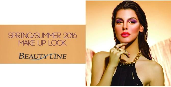 Beauty Line - BL SS16 LOOK