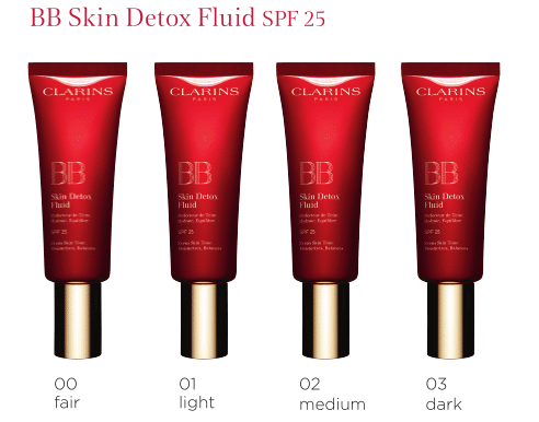 Beauty Diaries by Beauty Line - Clarins BB Skin Detox Fluid