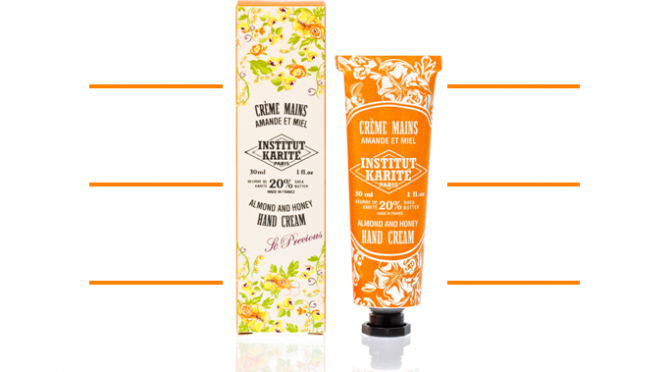 Beauty Diaries by Beauty Line - KARITE SHEA HAND CREAM ALMOND HONEY