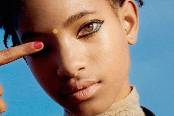Beauty Diaries by Beauty Line - Willow Smith Chanel Beauty