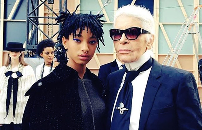 Beauty Diaries by Beauty Line - Chanel New Ambassador Willow Smith