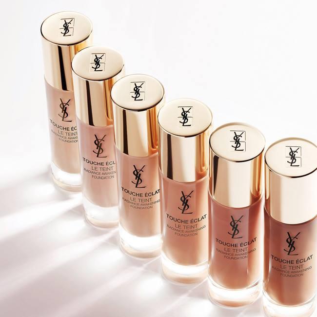 Beauty Diaries by Beauty Line - Yves Saint Laurent Touche Eclat Le Teint