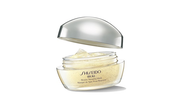 Beauty Diaries by Beauty Line - Shiseido Ibuki Sleeping mask